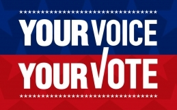 Get Involved – Time To Vote